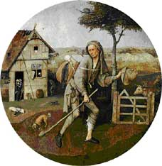 Zone de Texte:  J.Bosch, Le Vagabond (le fils perdu)