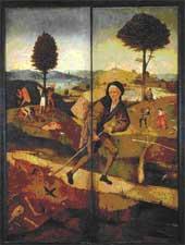 Zone de Texte:  J. Bosch, Le Char à foin