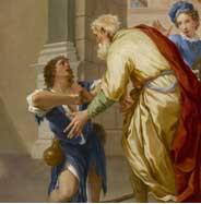 Zone de Texte:  Viani - Le retour du fils prodigue