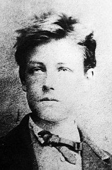 Arthur Rimbaud par Carjat